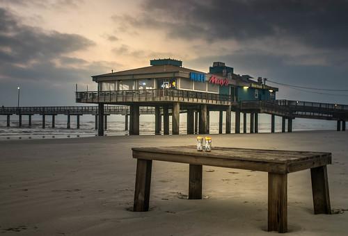 beach sunrise texas corpuschristi mustangisland whitecapbeach quietcoversation