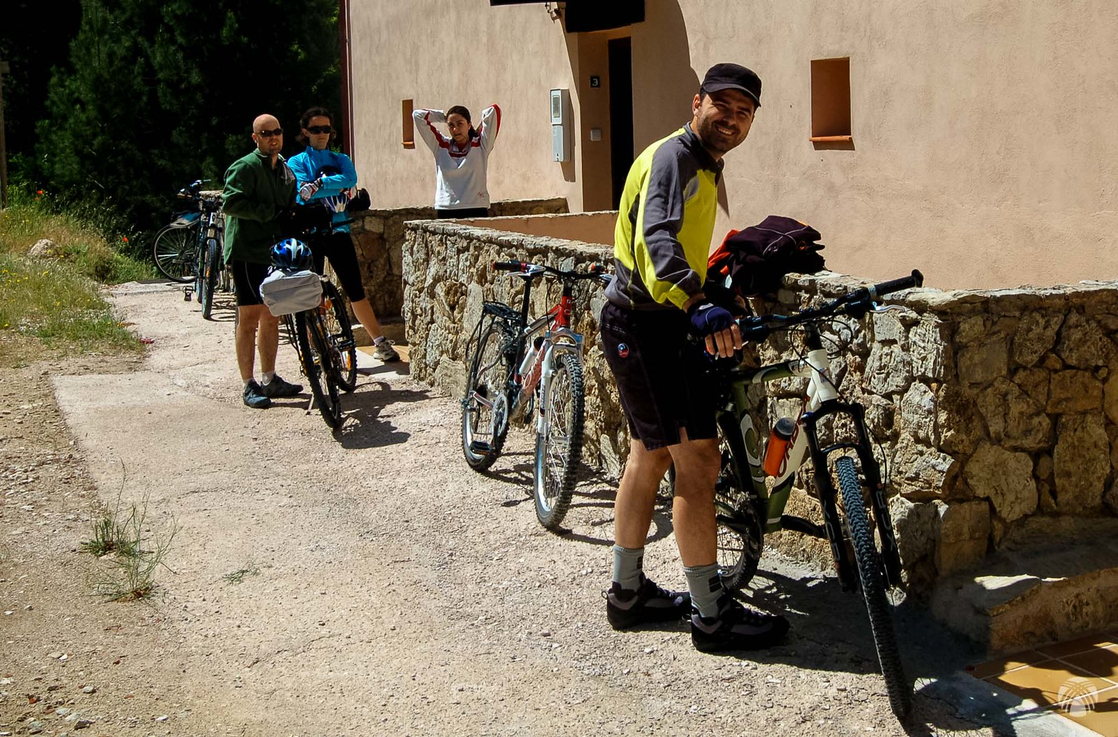 Preparados para la bici