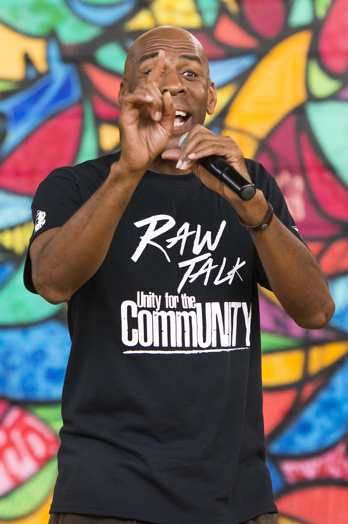 Raw Talk – Overtown Youth Center
