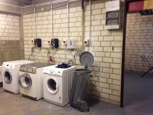 Legkobitova, Veronika; Bochum, Germany - 4 Laundry