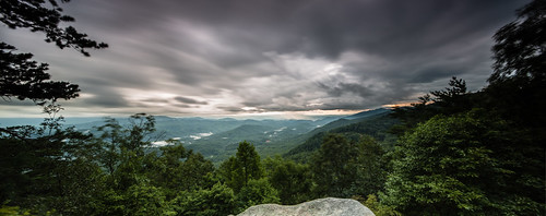 longexposure sunset sky water clouds forest canon unitedstates tennessee blueridge 6d foothillsparkway maryville lookrock tse17