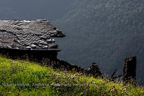 Andorra rural decay: Vall d'Orient, Andorra
