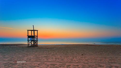 ocean morning blue sea sky orange seascape beach beautiful sunrise landscape dawn coast landscapes early seascapes natural time capecod newengland east coastal beaches sunrises beforesunrise nicephotos nausetbeach newenglandphoto newenglandbeachscenes capecodlandscapephotography photographbydapixara