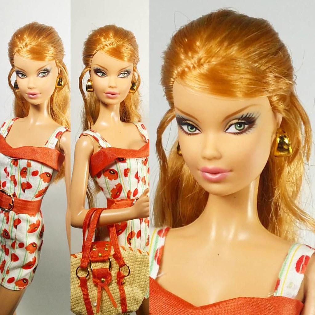 On Focus Barbie Top Model Resort Summer Topmodel Barbi Flickr
