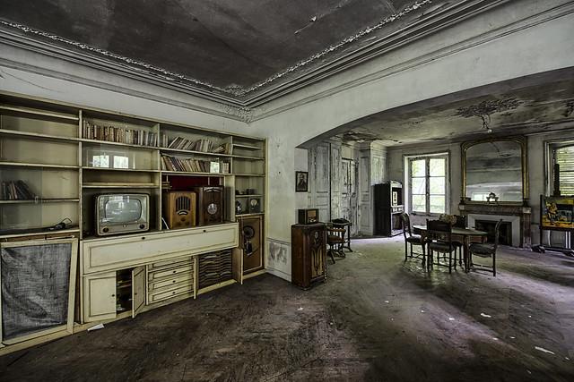 Château De La Musique Music Was My First Love 09/2015