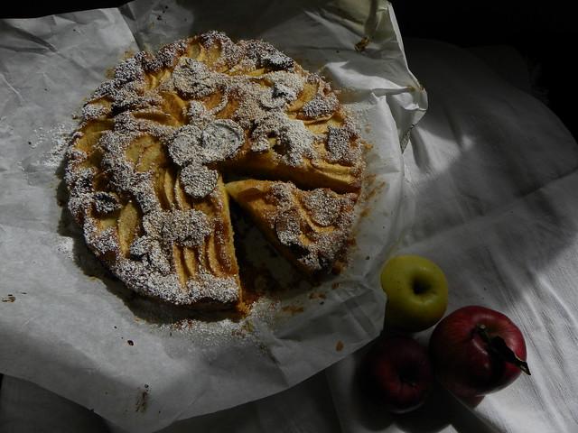 torta di mele e miele (2)