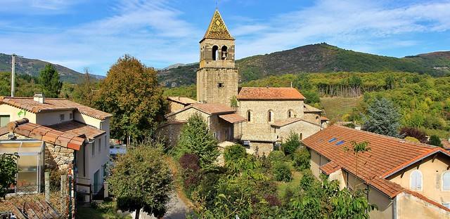 Meyras Ardèche France