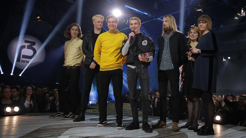 Årets liveartist - Honningbarna - P3 Gull 2015