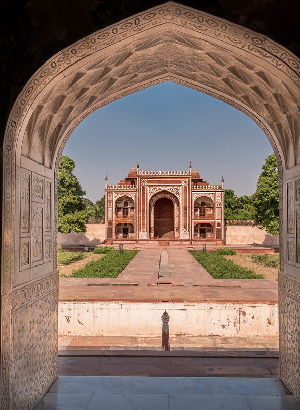 Agra - Itimad-Ud-Daula - Baby Taj-2829-HDR