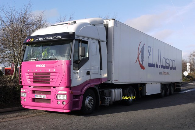 Iveco Stralis 480 - Thurrock
