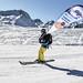 České dráhy za lyžováním vozí lyžaře v rámci unikátního projektu ČD Ski, kdy držitel jízdenky lyžuje levněji, foto: Petr Socha - SNOW