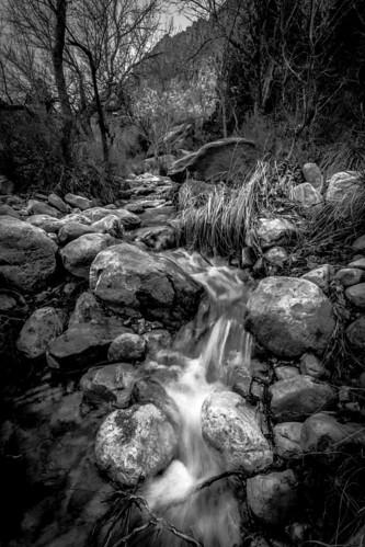 lasvegas landscapes landscape blackandwhite blackwhitephotos redrockcanyon springmountains nevada bwphoto canon60d canonefs10184556stm hiking ndezincom canon contrast bw vegas waterfall creek trail travel travelon5photosaday rocks