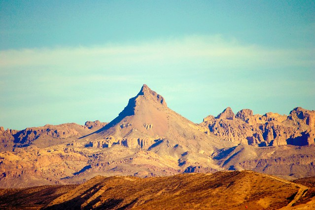 Mohave Mountains, Bullhead City Arizona
