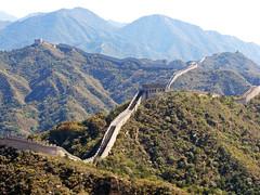 Kineski zid, Badaling, Kina / The Great Wall of China, Badaling, China
