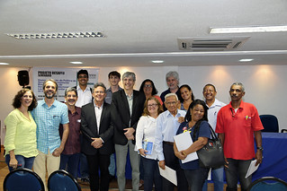 DESAFIO - First Post-Project Meeting / Primera Reunión Pos-Proyecto, Recife, 19 August 2015 | by WATERLAT-GOBACIT