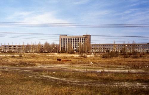 Paldiski  Estonia  May 1996  [Photo by CM]   by sludgegulper