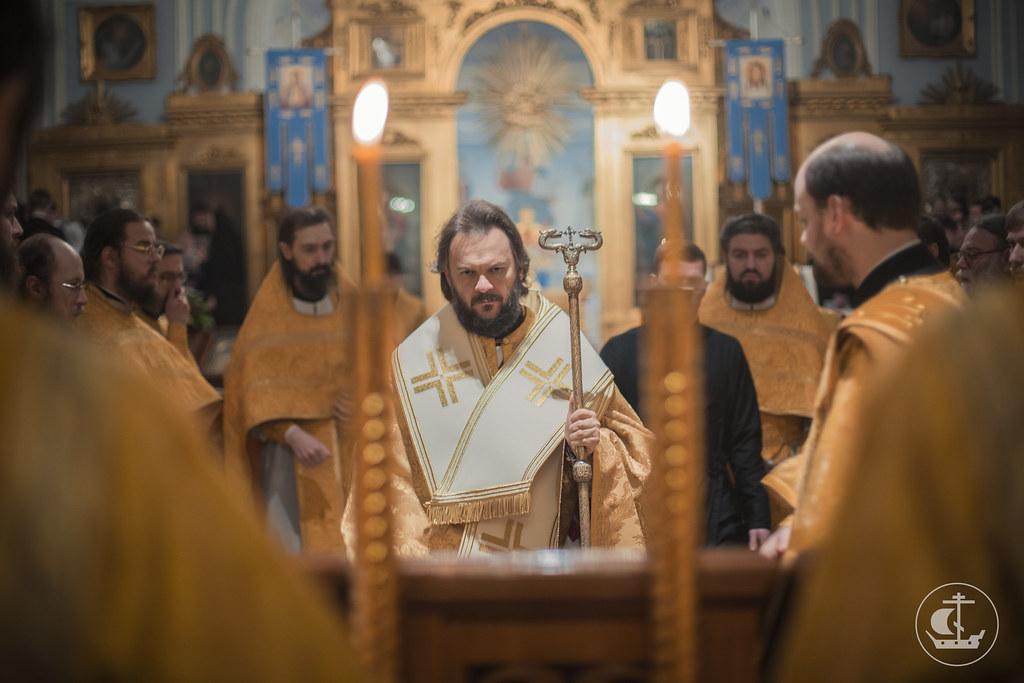 5 ноября 2015, Литургия апостола Иакова / 5 November 2015, Divine Liturgy of St. James