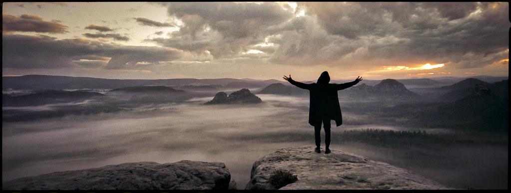"""""""National Park of Saxon Switzerland"""" - An Ending a Beginning"""