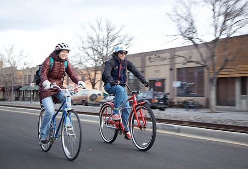 Bike to Work Day Winter 2015 | by City of Fort Collins, CO