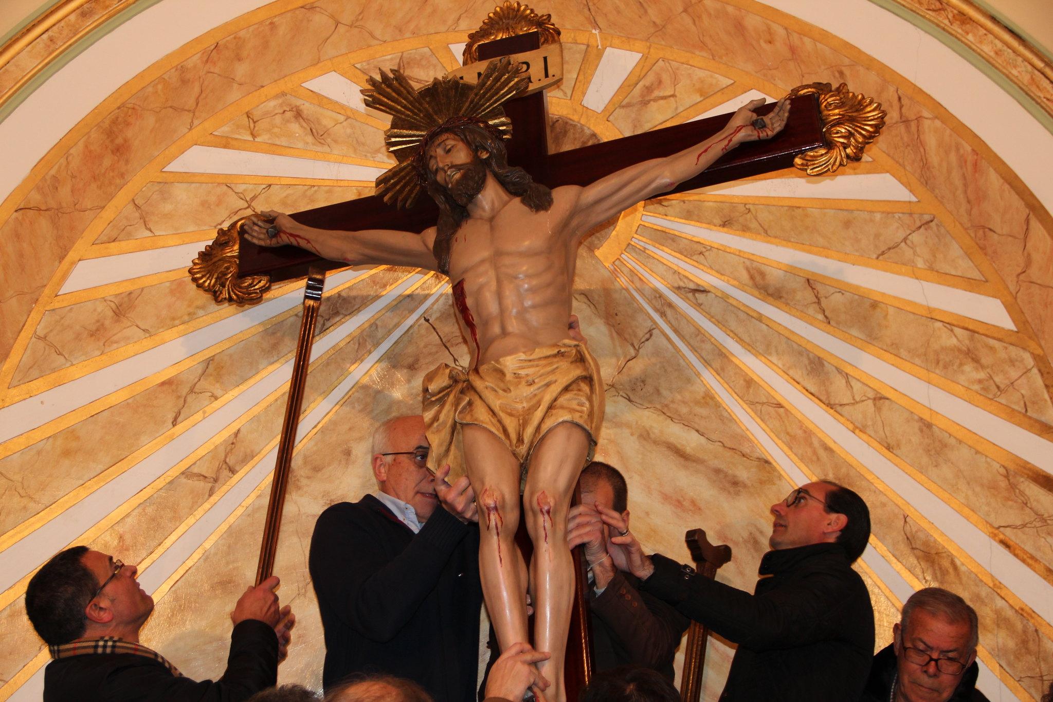 (2016-03-18) - VII Vía Crucis nocturno - Antonio José Verdú Navarro (129)