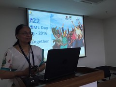 160922 WCMLD India Tata Memorial Workshop