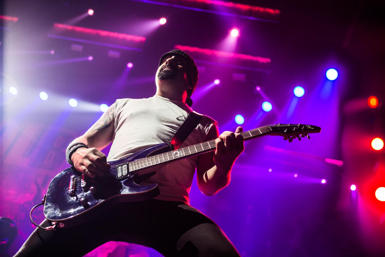 Volbeat @ Vorst Nationaal 2016 (Nathan Dobbelaere)