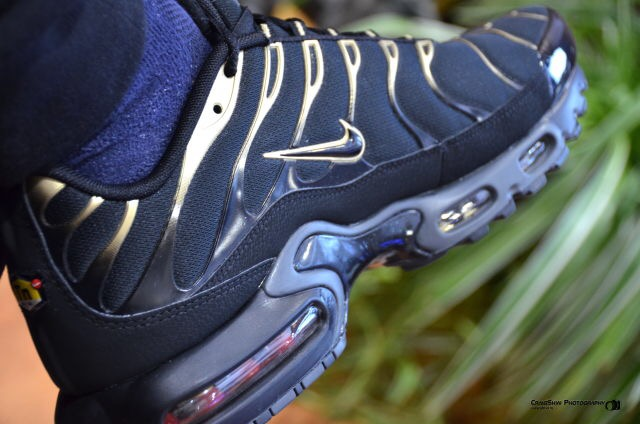 huge selection of 24730 bcb89 Nike Black and Gold Tns. Pictures by Craigskin Photography ...