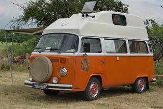 1972-Juli 1979 VW Bus Wohnmobil