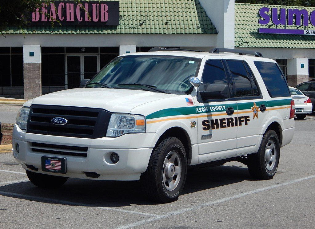 Leon County Sheriff's Office Ford Expedition | Tallahassee