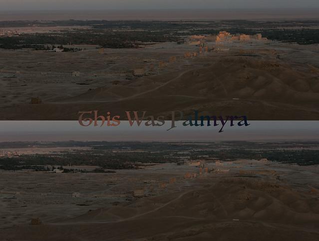 This was Palmyra