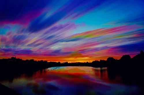 sunset boston timelapse massachusetts newengland starstax timestack