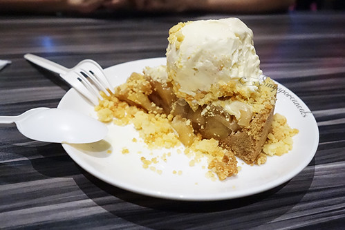 07 Dancing Crab - Apple Crumble | by singaporeaneats