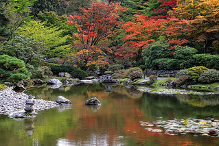 Japanese Garden, I | by louelke - on and off