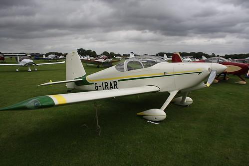 G-IRAR Vans RV-9 [PFA 320-14106] Sywell