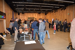 HAL9k at Aarhus Mini Maker Faire 2016 | by sman_dk