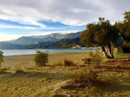 greece crete europe south plakias rethymno travel tourism blue sea ocean kreta plakiassuites lovincreta greek island autumn beach sunset nature