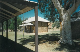 Alice Springs Telegraph Repeater Station