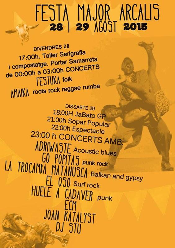 festa major arcalis2015