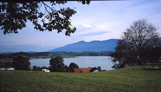 West Germany   -   Allgäu   -   11 October 1987