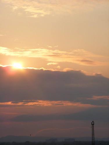 leverdesoleil sunrise soleil sun ciel sky absolutelystunningscapes supershot coth post alittlebeauty aurore dawn coth5 impatience paysage landscape reflet