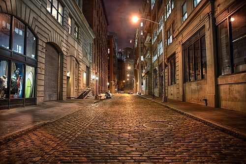 Water St Dumbo Brooklyn NY Fall 2015 | by simon_raoul