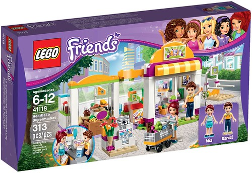 LEGO Friends 41118 - Heartlake Supermarket | by www.giocovisione.com