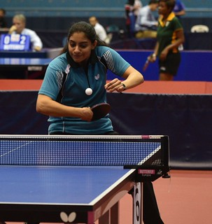 YOUSRY Amira (EGY) | by ITTF-Africa