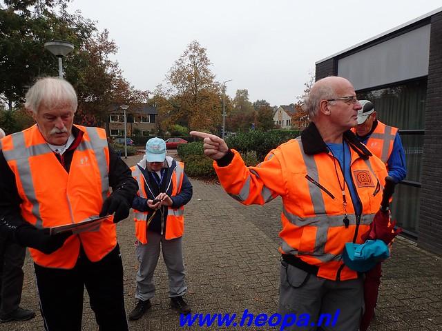 2016-11-09  Gooimeer tocht   25 KM   (7)