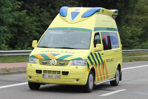 Ambulance - Group de Wolf Turnhout   by Jeffrey van Buuren Emergency Vehicles