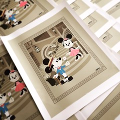 Courting Minnie Contest