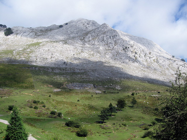 Anboto, la montaña mágica