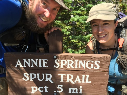 PCT: Day 126