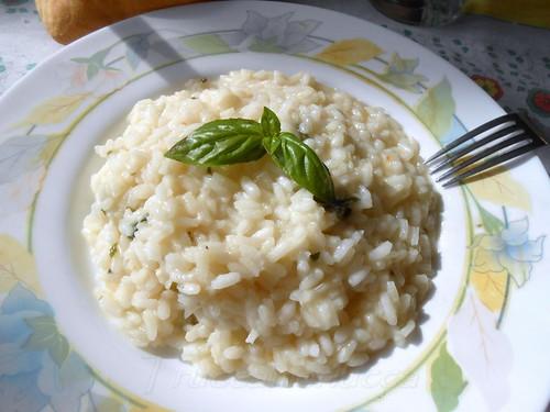 Risotto al basilico 00002 | by cheffina2012