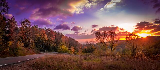 Autumn-Sunset